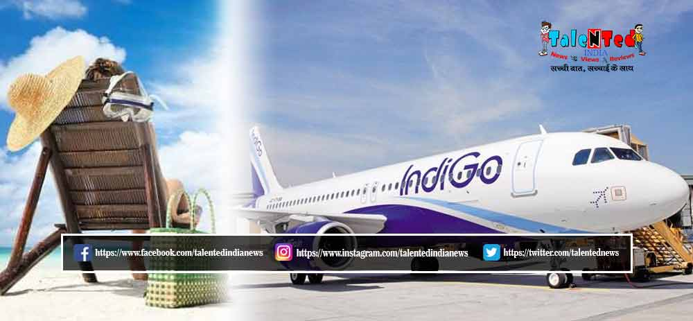 Indigo Airline Starts Summer Sale