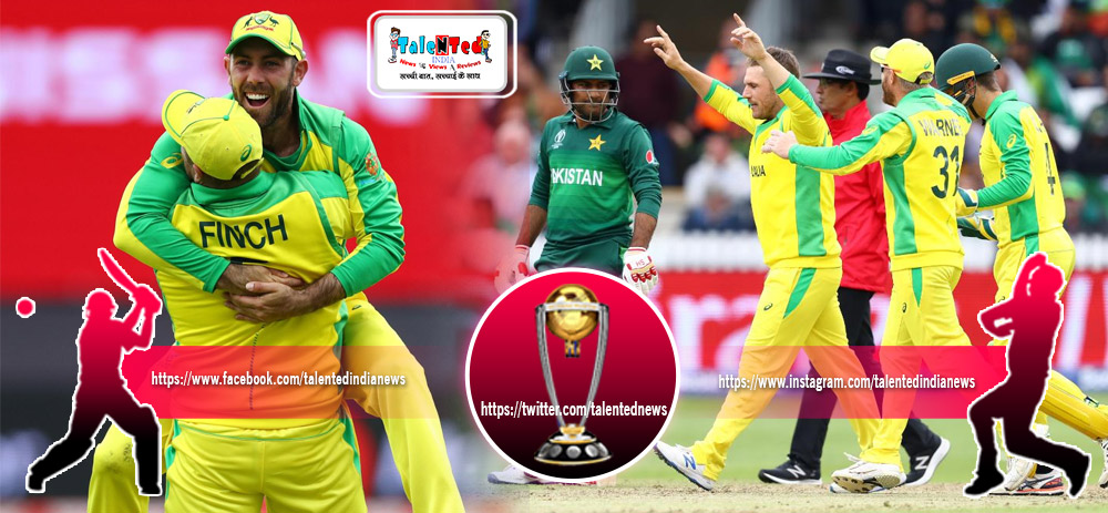 ICC World Cup 2019 Match 17 Highlights | Pakistan vs Australia Live Score