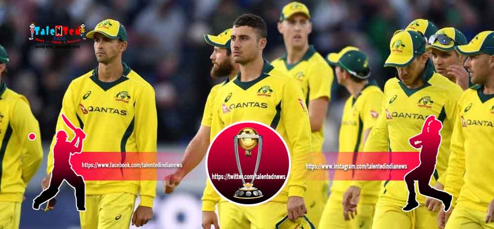 Marcus Stoinis Ruled Out World Cup 2019 Against Pakistan Aus vs Pak
