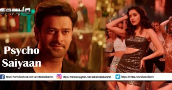 Download Full HD Saaho Movie Psycho Saiyaan Song | Shraddha Kapoor