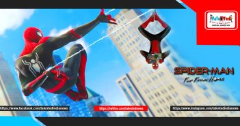 Spider Man Far From Home Movie HD Download Free By Tamilrockers