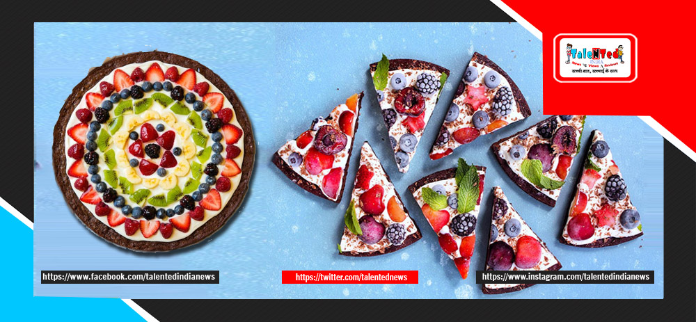 Download Full Chocolate Brownie Pizza Recipe Video By Nisha madhulika
