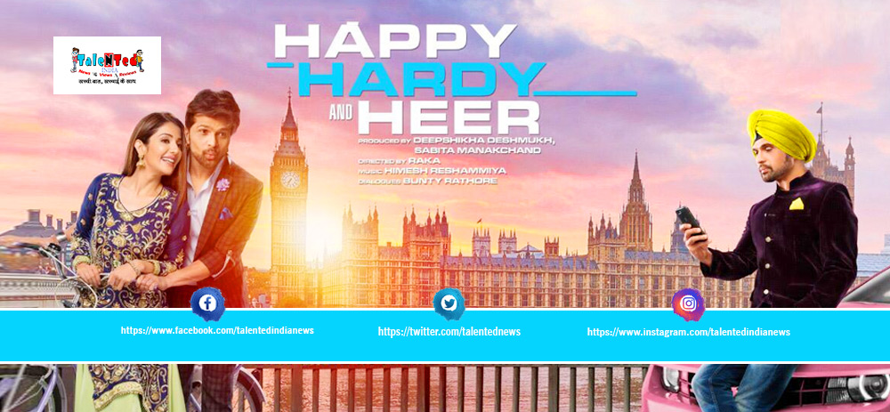 Happy Hardy And Heer Movie Teaser