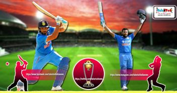 Rohit Sharma Hit Fifth World Cup Century   ICC World Cup 2019 Live