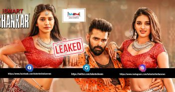 iSmart Shankar Full Movie HD Download Link Leaked By Tamilrockers