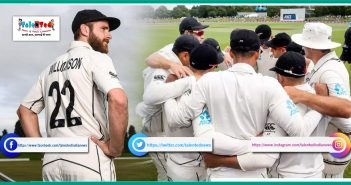 New Zealand Test Team For Sri Lanka Tour | Icc World Test Championship