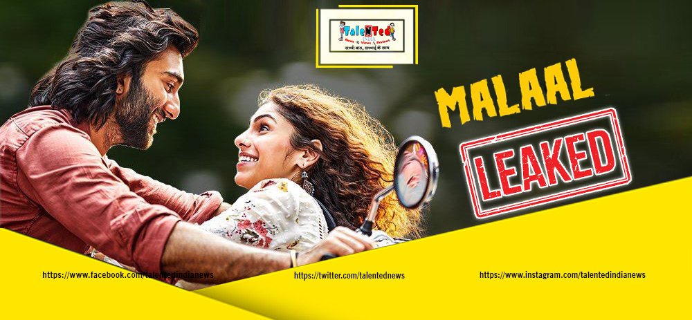 Download Full HD Malaal Movie Free Link Leaked By Tamilrockers