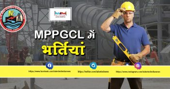 MPPGCL Recruitment 2019 for 29 Graduate Apprentice @mppgenco.nic.in