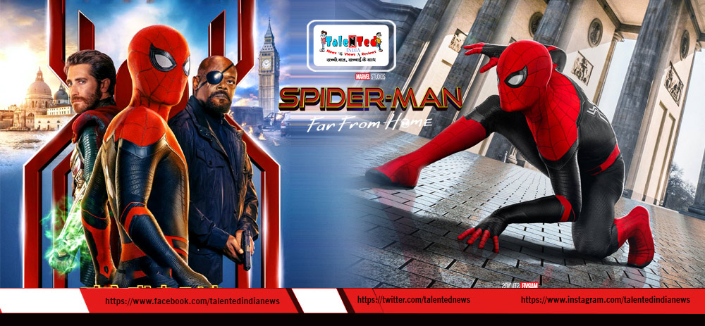 Spider Man Far From Home Collection Day 1 | Download Full HD Movie