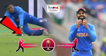 Ms Dhoni Dropped Ross Taylor Catch