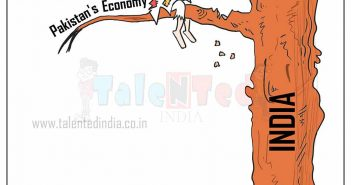 Today Cartoon Pakistan Economy, PM Imran Khan, Article 370 Remove