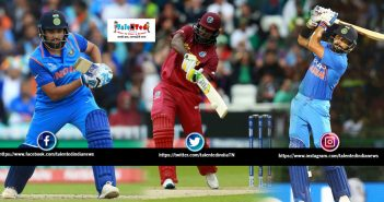 India vs West Indies 2nd ODI 2019 Live Score | WIndies tour of india 2019