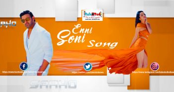 Download Full HD Saaho Movie Enni Soni Song | Guru Randhawa | MP3
