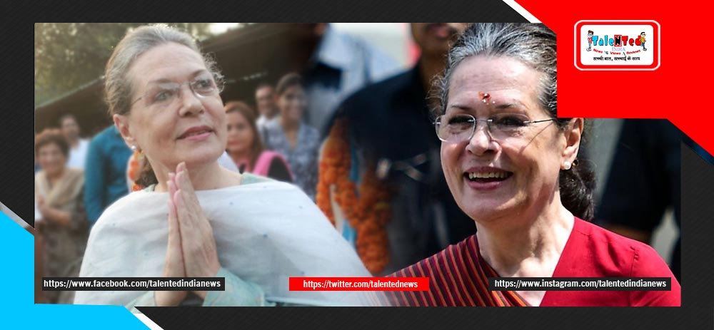 Congress Interim President Sonia Gandhi Assembly Elections In 3 States
