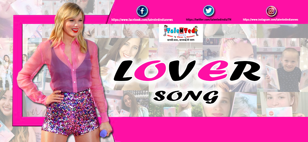 Taylor Swift Lover Song