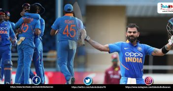 India vs West Indies 2nd ODI 2019 Highlights : Viral Kohli Records Update