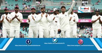 Test Series Match Live Updates