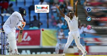 India vs West Indies 1st Test Day 1 Highlights In Antigua