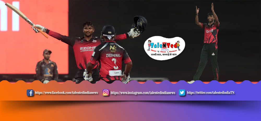 Krishnappa Gowtham 9 Ball Century And Takes 8 Wickets In KPL T20