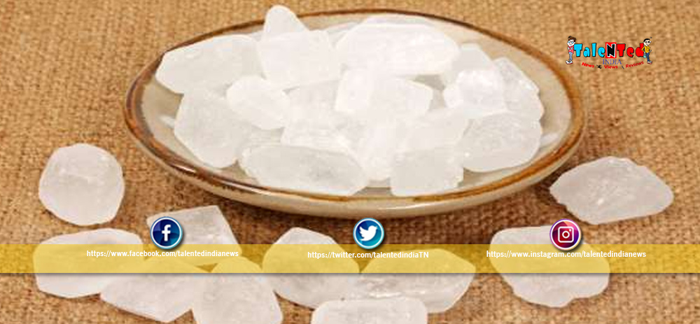 Rock Candy Health Benefits | Benefits Of Rock Sugar In Hindi