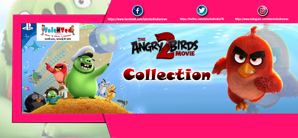 Download Full HD Angry Birds 2 Movie | Angry Birds 2 Collection Day 1