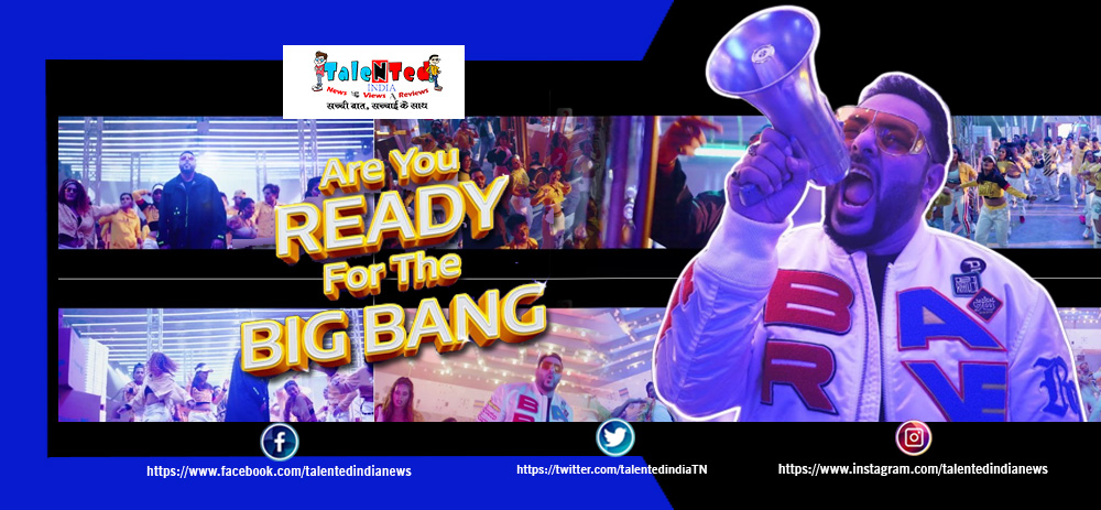 Are You Ready For The Big Bang Song