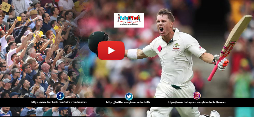 Fans Abuse David Warner Video