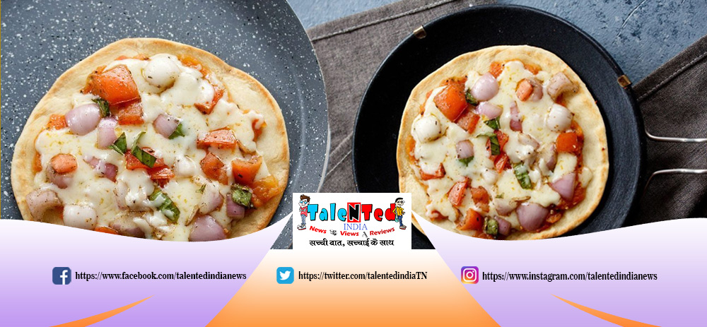 Tawa Pizza Recipe Without Oven