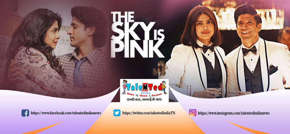The Sky Is Pink Movie