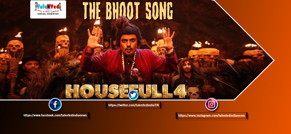 The Bhoot Song