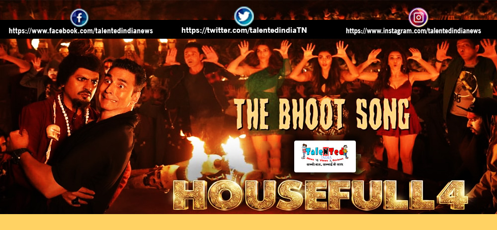 Housefull 4 Movie The Bhoot Song