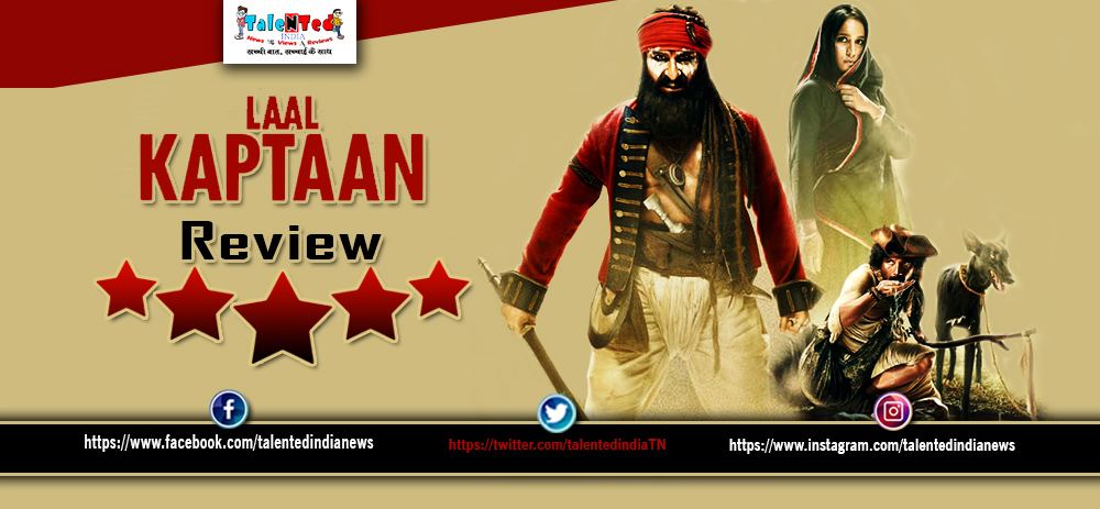 Laal Kaptaan Movie Review