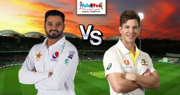 Australia vs Pakistan 2nd Test