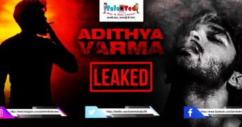 Adithya Varma Movie
