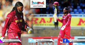 Chris Gayle Opts Out Of India ODIs