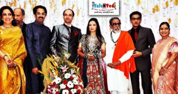 Neha Thackeray Married