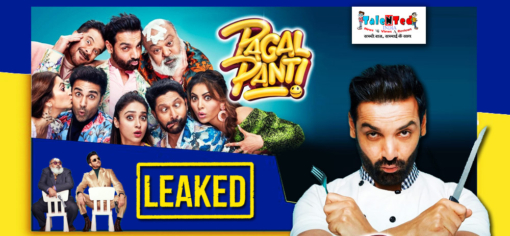 Pagalpanti Movie Leaked