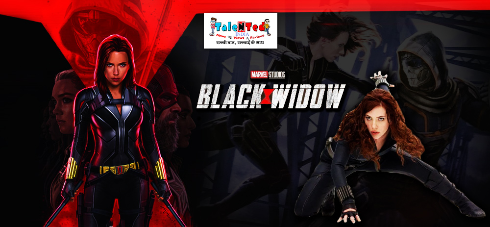 Black Widow Movie Teaser