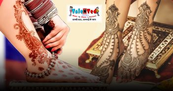 Beautiful Feet Mehandi Design To Make Bride Look Gorgeous