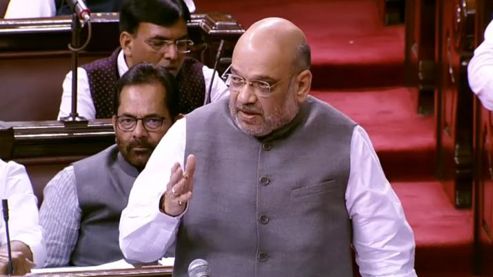 Amit Shah Statement On Citizenship Amendment Bill