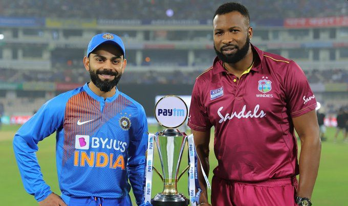 India Vs West Indies T-20