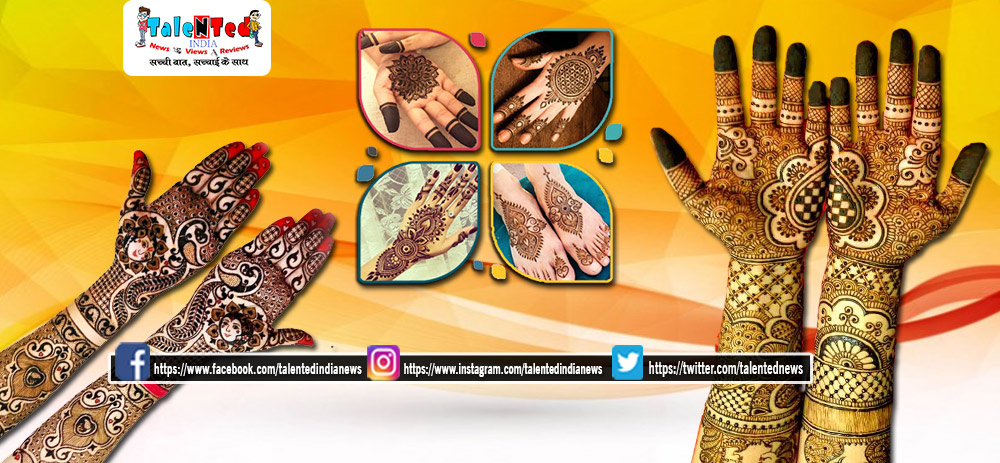Mehndi Designs for Hands That are Trending in 2019.