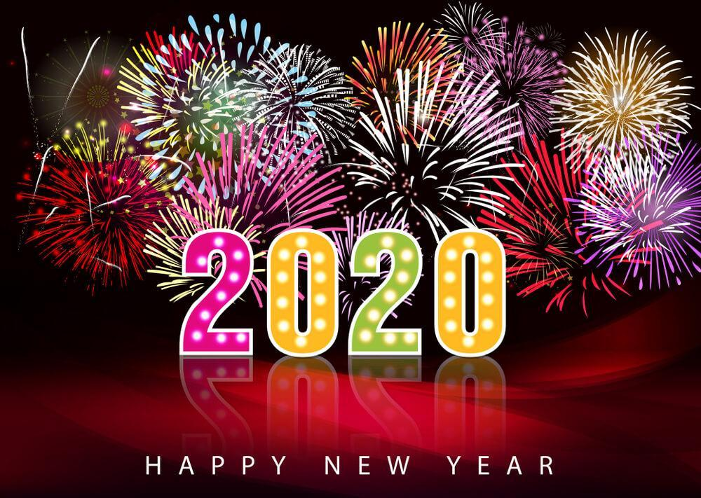 Happy New Year 2020 | Wishes, SMS, Qoutes And Messages
