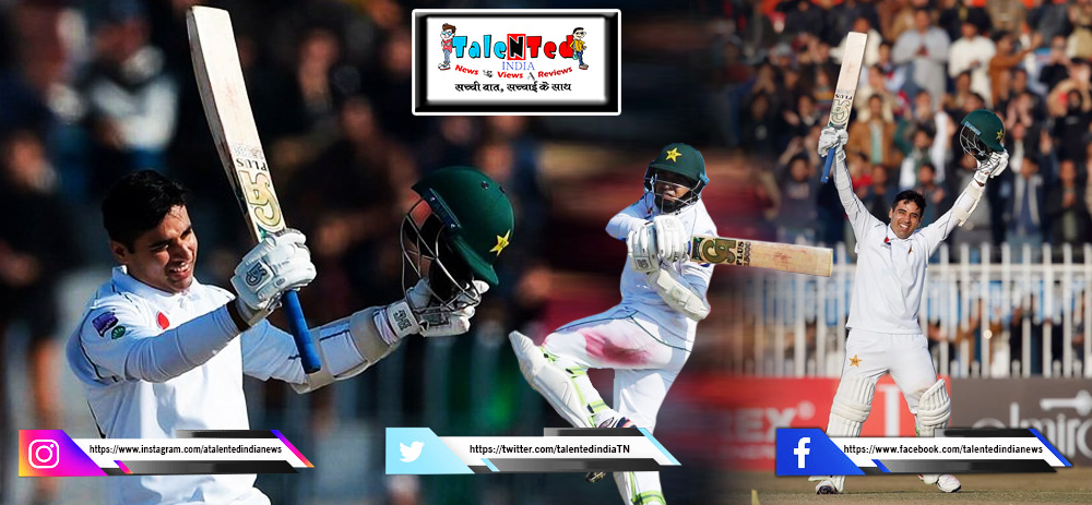 Pakistan were in a strong position the first innings against Sri Lanka.