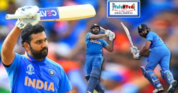Indian Cricketer Rohit Sharma Bat In T20 Created Big Records