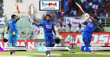 India Vs WI 2nd ODI India Score Is 387 | Read Full News