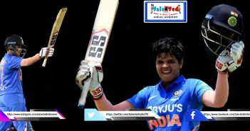 Teenage Cricketer Shefali Verma Helped India To Win First One Day