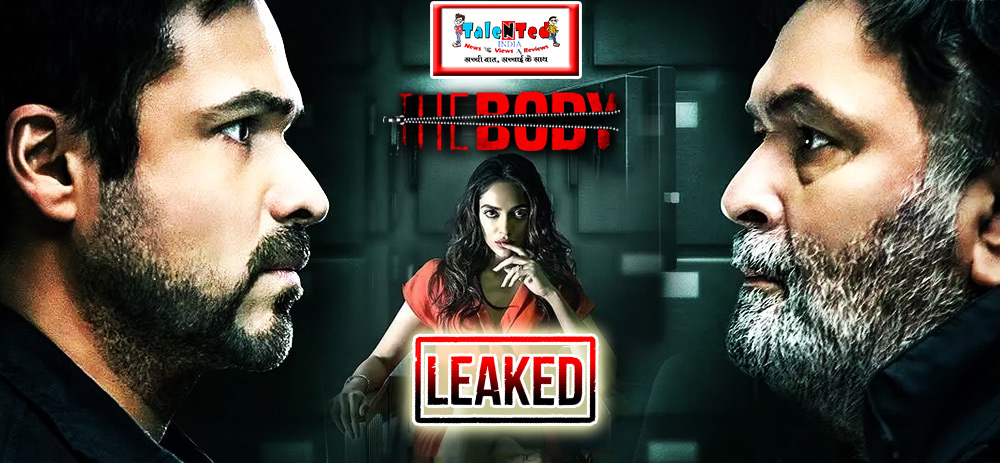Download Full HD The Body Movie Trailer From Tamil Rockers