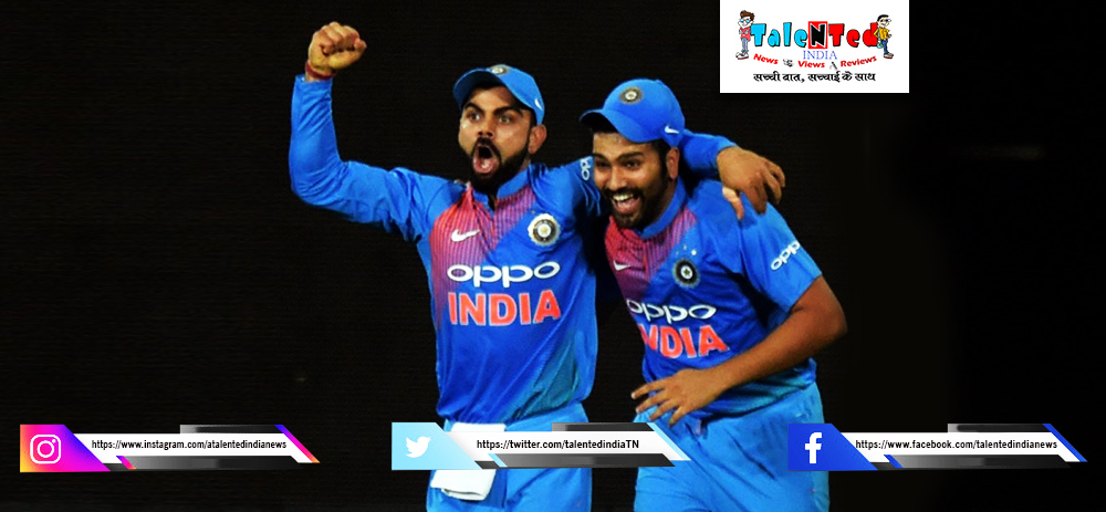 Virat and Rohit Near To Record In Ind vs WI T-20 Series