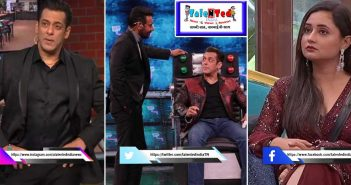 Salman Anger Over Rashmi Siddharth In Bigg Boss 13